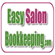 easy-to-use excel spreadsheets templates for hairdressers, hair or beauty salons, barber shops and tattoo studios, to keep track of your finances & calculate sales tax return figures